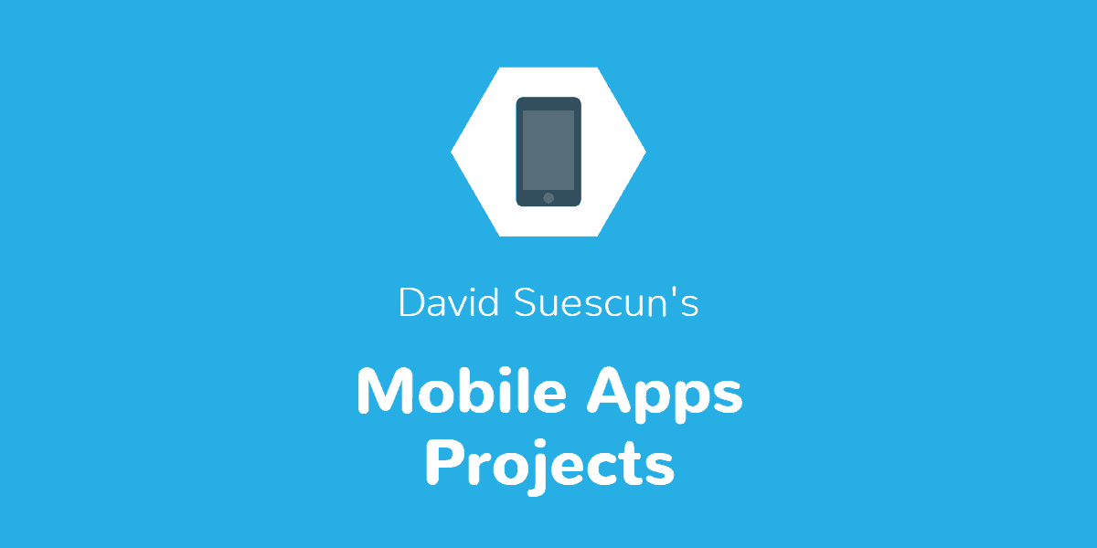 Mobile apps Projects