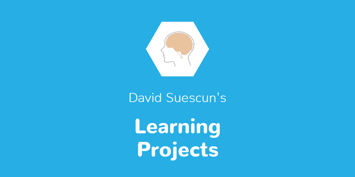 Learning Projects